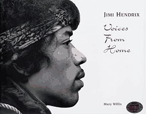 9780964506404: Jimi Hendrix, Voices From Home