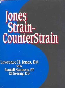 9780964513525: Jones Strain CounterStrain