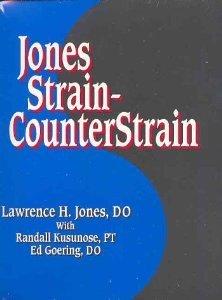 9780964513525: Jones Strain CounterStrain