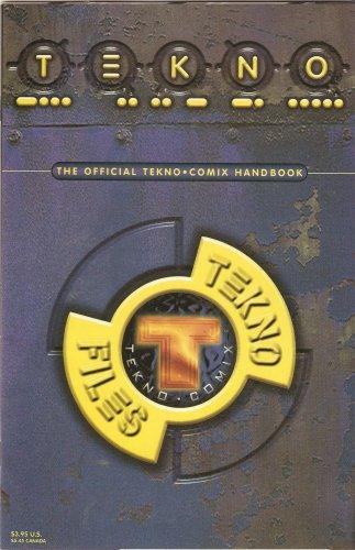 9780964517554: Tekno Comix Handbook #1 May 1996