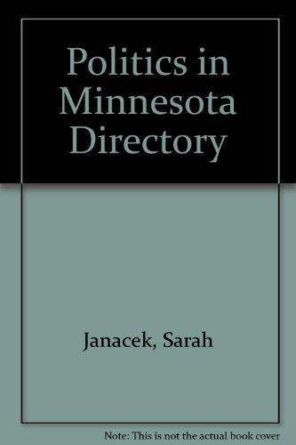 9780964533325: Politics in Minnesota Directory