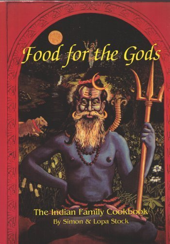 9780964535503: Food for the Gods (The Indian Family Cookbook)