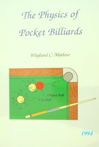 9780964537002: The Physics of Pocket Billiards