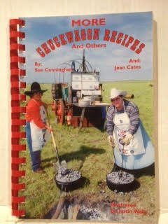 9780964541412: More Chuckwagon Recipes And Others