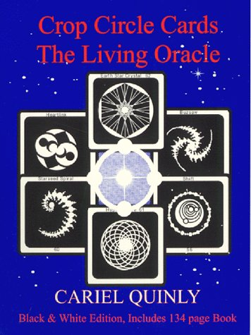9780964541610: Crop Circle Cards, The Living Oracle