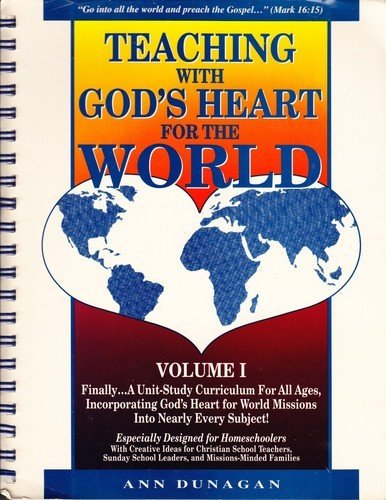 9780964542006: Teaching with God's Heart for the World