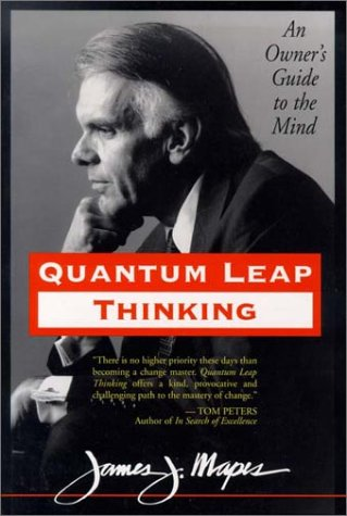 9780964544215: Quantum Leap Thinking: An Owner's Guide to the Mind