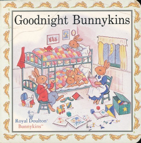9780964552418: Goodnight Bunnykins (Bunnykins Book Series)