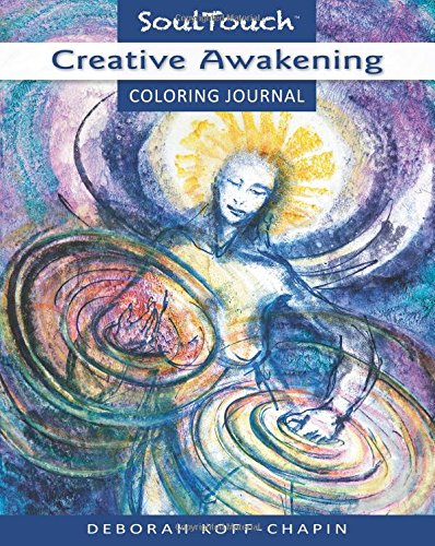 9780964562387: Creative Awakening: Soul Touch Coloring Journal