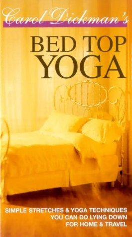 9780964568334: Bed Top Yoga [VHS]