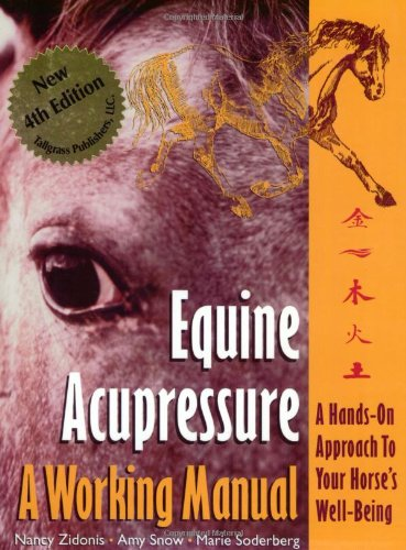 9780964598232: Equine Acupressure: A Working Manual