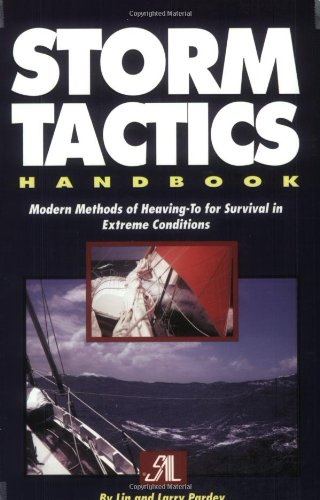 9780964603660: Storm Tactics Handbook: Modern Methods of Heaving-to for Survival in Extreme Conditions