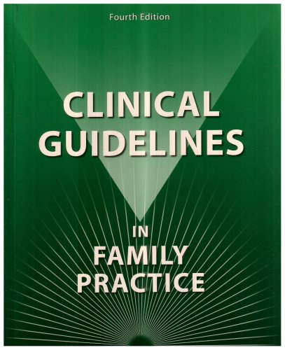 9780964615168: Clinical Guidelines in Family Practice