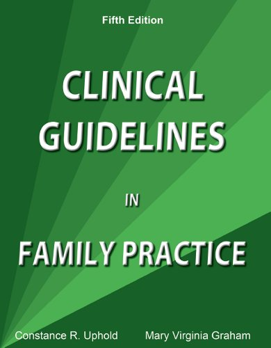 9780964615199: Clinical Guidelines in Family Practice