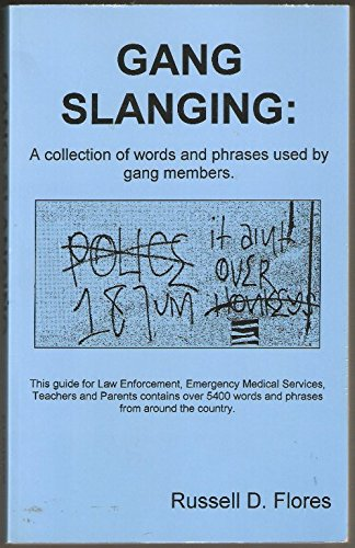 9780964629318: Gang Slanging