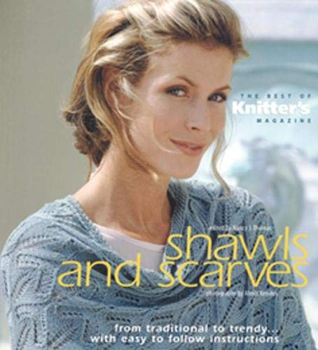 9780964639164: Shawls and Scarves: The Best of Knitter's Magazine