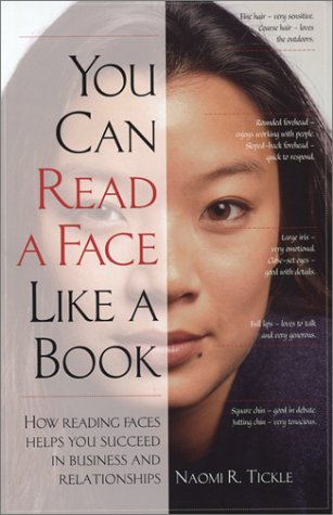 9780964639829: You Can Read a Face Like a Book: How Reading Faces Helps You Succeed in Business and Relationships