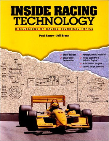9780964641402: Inside Racing Technology: Discussions of Racing Technical Topics