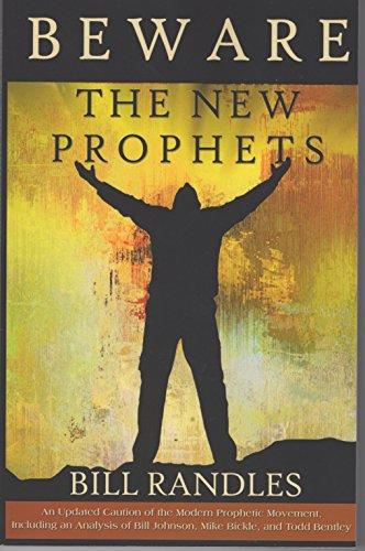 9780964662636: Beware The New Prophets