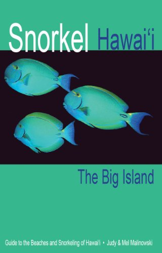 9780964668096: Snorkel Hawaii the Big Island : Guide to the beaches and snorkeling of Hawaii