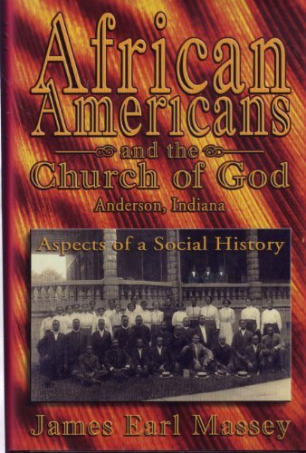 9780964668256: African Americans and the Church of God