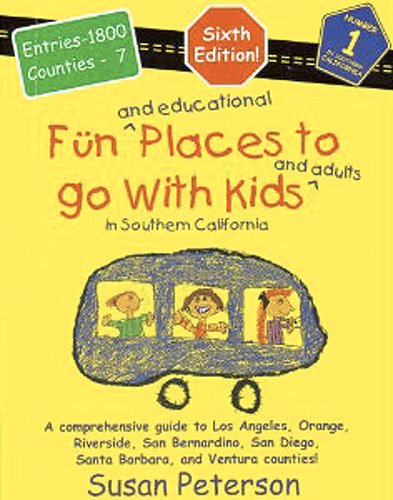 Fun and educational places to go with: Peterson, Susan