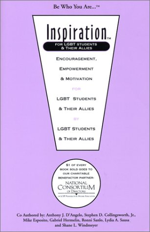 9780964695740: Inspiration for LGBT Students & Their Allies