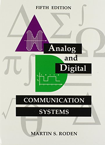 9780964696976: Analog and Digital Communication Systems