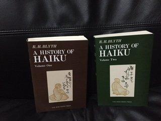 A History of Haiku Vol. 1 : R. H. Blyth