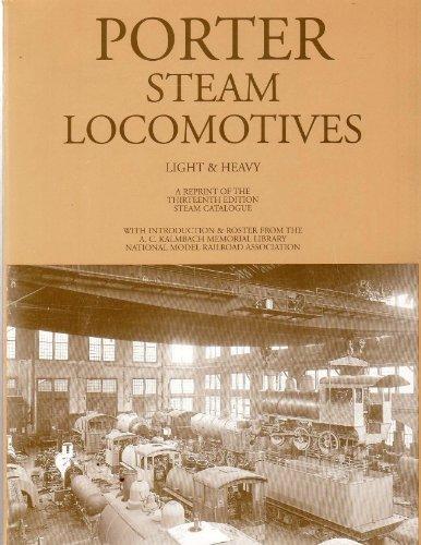 H. K. Porter Steam Locomotives Light and
