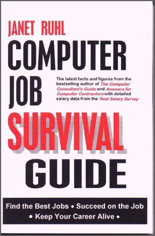 9780964711648: Computer Job Survival Guide