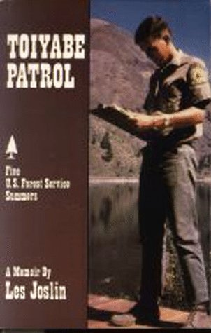 9780964716704: Toiyabe Patrol: Five U.S. Forest Service Summers