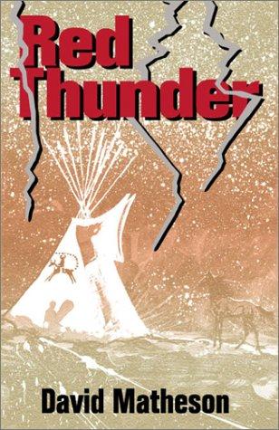 RED THUNDER (Signed + Signed portfolio): Matheson, David