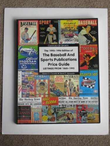 The 1995-1996 Edition of the Baseball and: Alexander, David T.