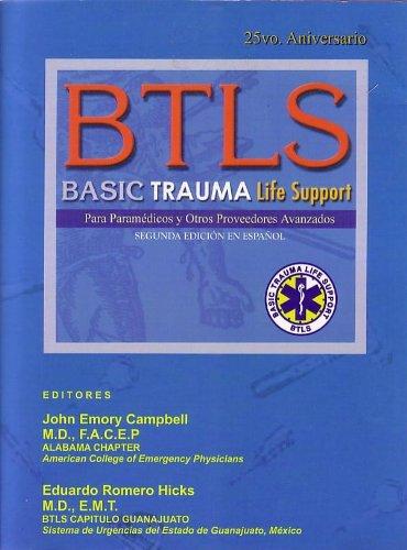 9780964741829: BTLS: Basic Trauma Life Support Para Paramedicos y Otros Proveedores Avanzados Spanish 2nd Edition