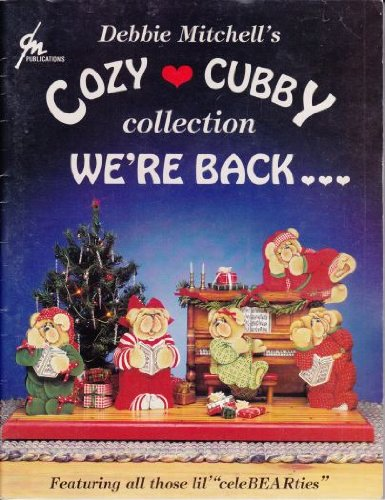 Cozy Cubby Collection We're Back....: Debbie Mitchell