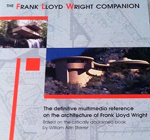 Frank Lloyd Wright Companion for Windows: William Allin Storrer