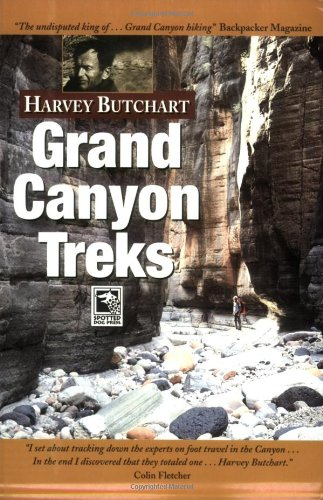 9780964753020: Grand Canyon Treks: 12,000 Miles Through the Grand Canyon