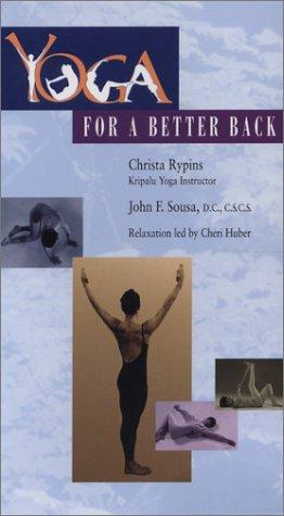 9780964769816: Yoga For A Better Back [VHS]
