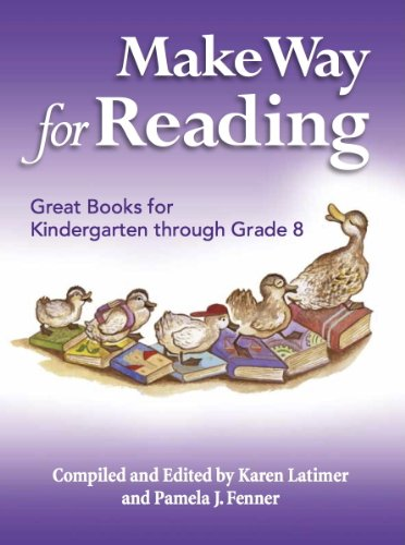 9780964783256: Make Way for Reading: Great Books for Kindergarten through Grade 8