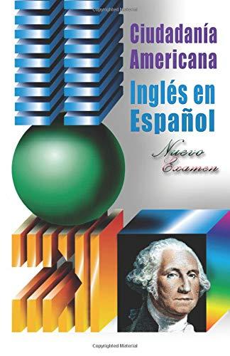 9780964786349: Ciudadania Americana: Inglés en Español Nuevo Examen