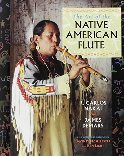 9780964788602: The Art of the Native American Flute