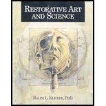 Restorative art and science: Ralph L Klicker