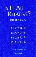 9780964819139: Is It All Relative? A Play on Plato's Theaetetus