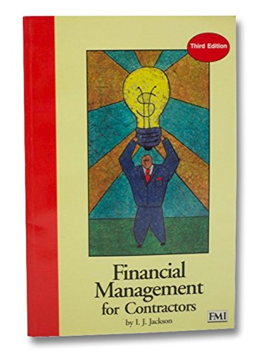 9780964825505: Financial management for contractors