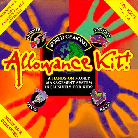 Allowance Kit: A Hands-On Money Management System Designed Exclusively for Kids!: Summit Financial ...