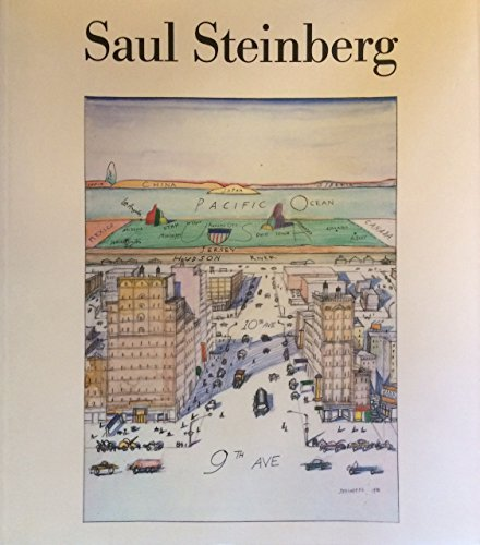 Saul Steinberg: Fifty works from the collection of Sivia and Jeffrey Loria: Steinberg, Saul