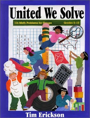 United We Solve: 116 Math Problems for