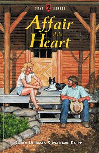 9780964852587: Affair of the Heart