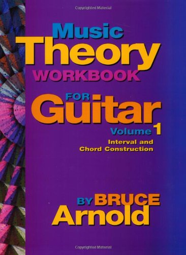 9780964863248: Music Theory Workbook for Guitar: Volume One: 1